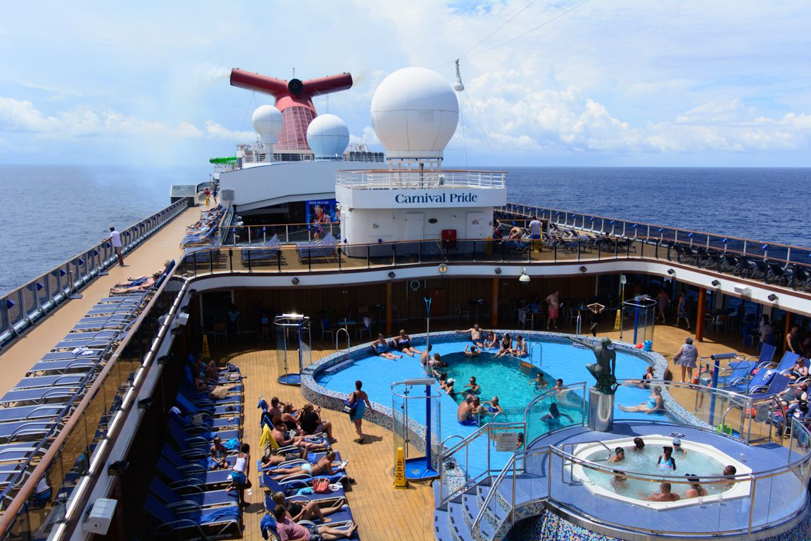 Carnival pride webcam