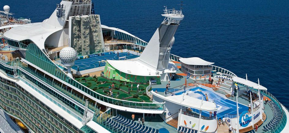 Гондурас Белиз Мексика на Liberty Of The Seas с 16