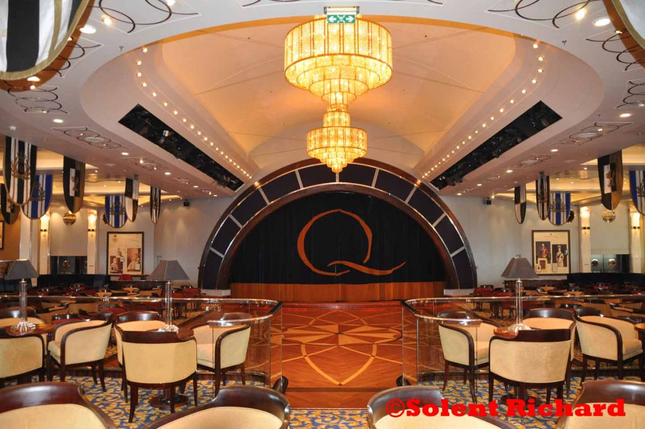 Queen mary dining room