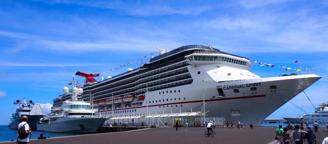 to what extent is carnival spirit