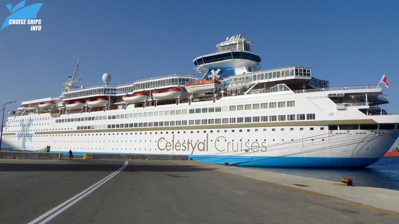 Celestyal Olympia