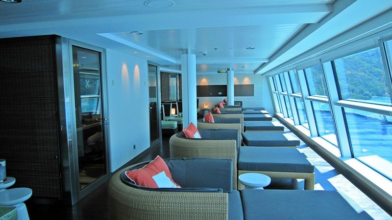 Celebrity Reflection Relaxation Lounge Pictures