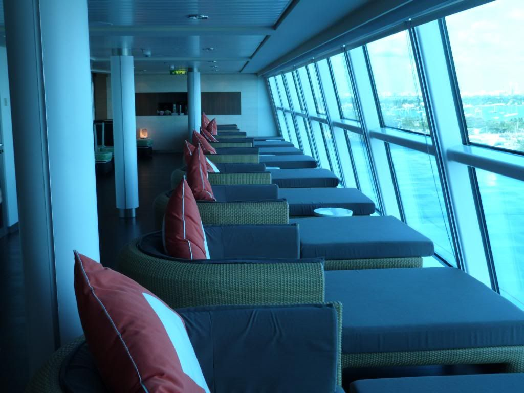 Celebrity Solstice Relaxation Lounge Pictures