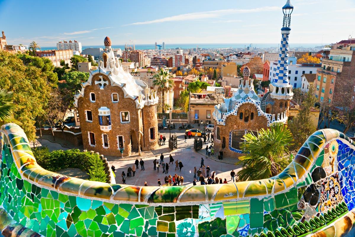 Барселона: Круизные порты в регионе Средиземноморье