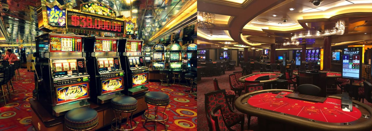 Royal caribbean casino salary
